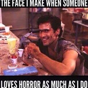 Or I would if I ever met one!