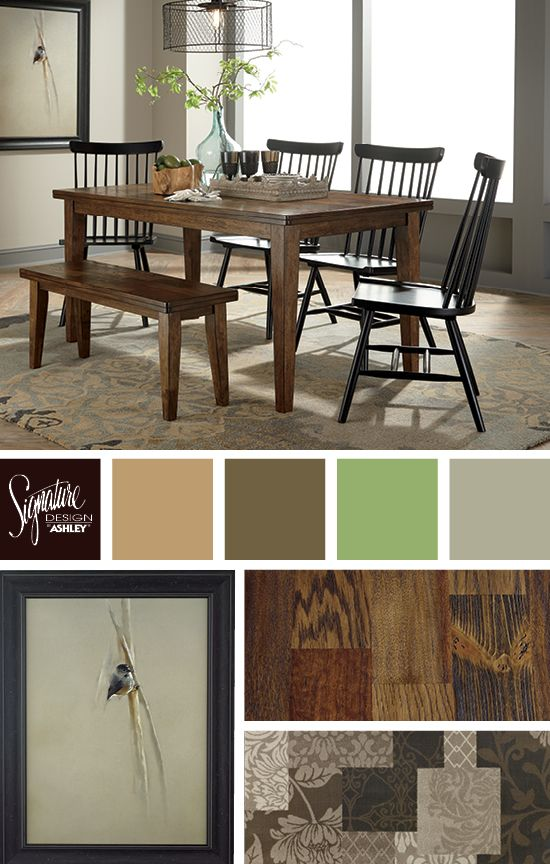 Ashley Furniture Dining Room Table Set: 18 Best In Our Store Images On Pinterest