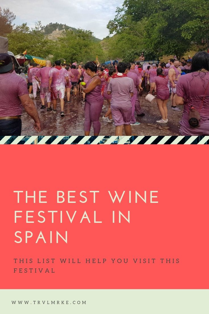 The Wine Festival In Haro Spain Wine Festival Rioja Wine Region Haro Spain
