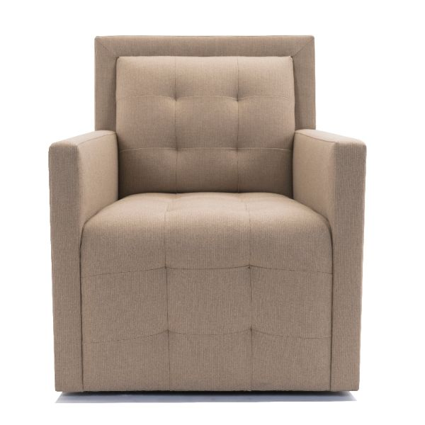 Donghia Living Room Chair ADAC Atlanta Neutral