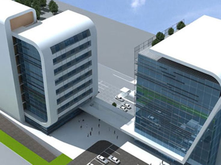 Bank Headquarters Project