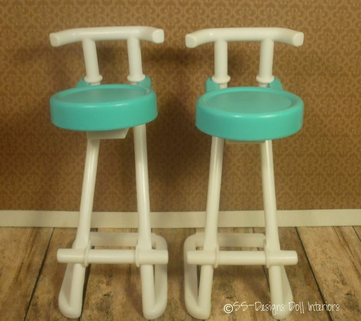 Green Kitchen Stools: 17 Best Images About Barbie On Pinterest