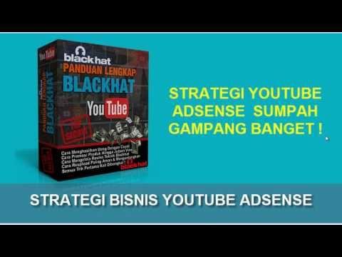 STRATEGI BISNIS YOUTUBE ADSENSE ! - Beken.id