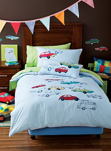 Pinterest le catalogue d 39 id es for Housse de couette voiture de course