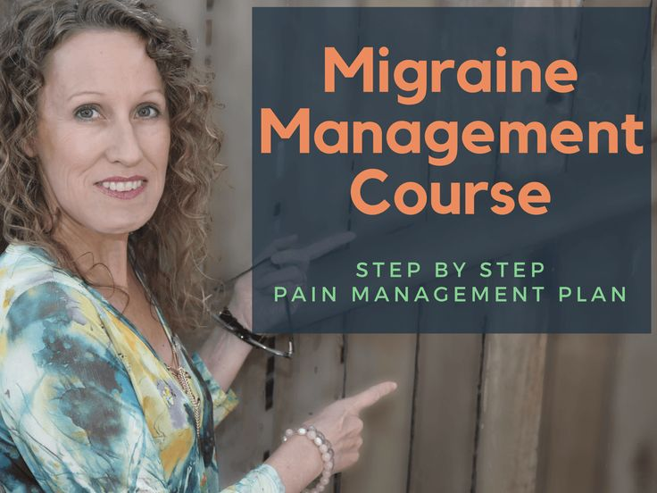 Are you newly diagnosed with migraines, or feeling hopeless after years of struggling and suffering? I have been both. Good news! A step by step migraine pain management course. You can't cure migraines, but you CAN manage them. Read this now.
