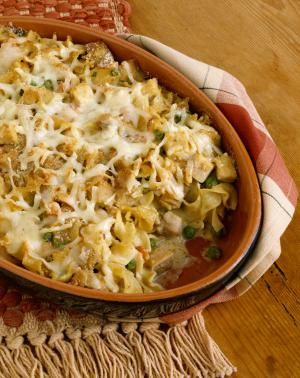 Tuna noodle casserole - Martin Jacobs/Getty Images