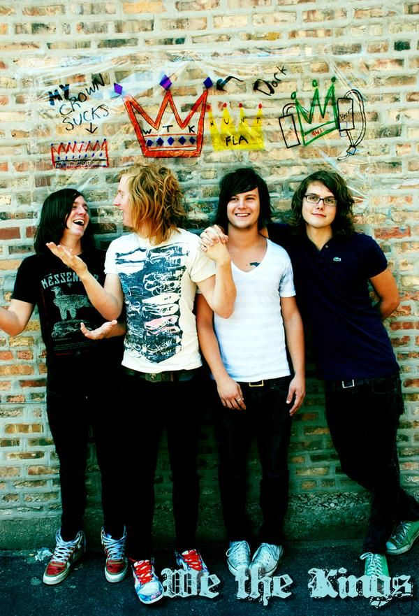 Say you like me... We the Kings ... from We the kings on myspace