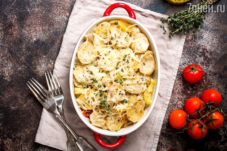 Картофель «Буланжер»: рецепт от шеф-повара Гордона Рамзи