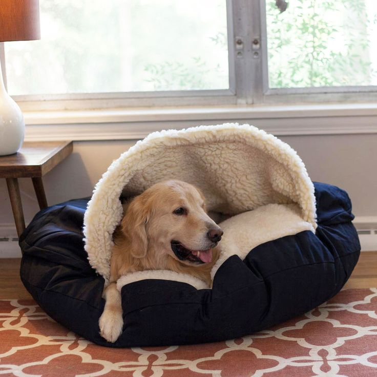 The bed that started it all! The original cotton Cozy Cave is on sale now for 20% off, including Standard and Orthopedic versions as well as Replacement Covers. Grab a Cozy Cave for as little as...