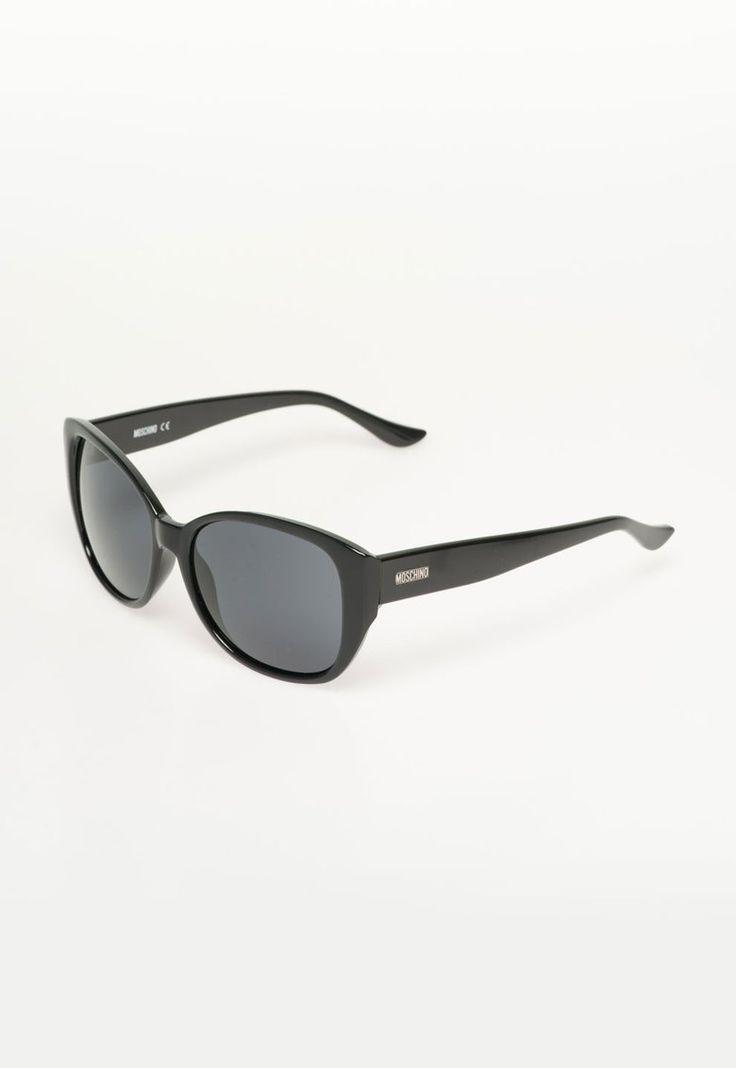 Ochelari de soare negri - Moschino