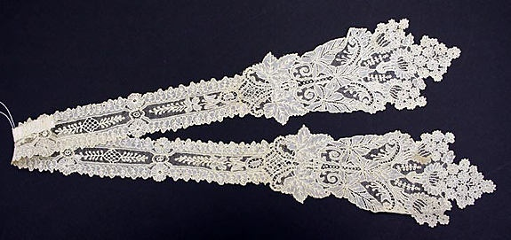 Necktie  Date: 1860–65  Accession Number: 1980.197.1