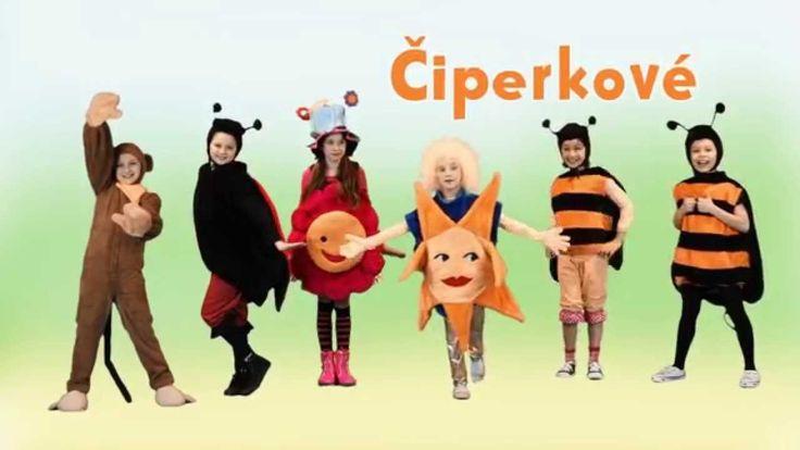 Písničky pro děti - Beruška sedmitečná