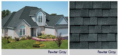 Pewter Gray Shingle House Exterior Pinterest Pewter