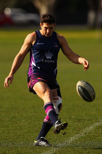 Melbourne Storm Training Session http://footyboys.com
