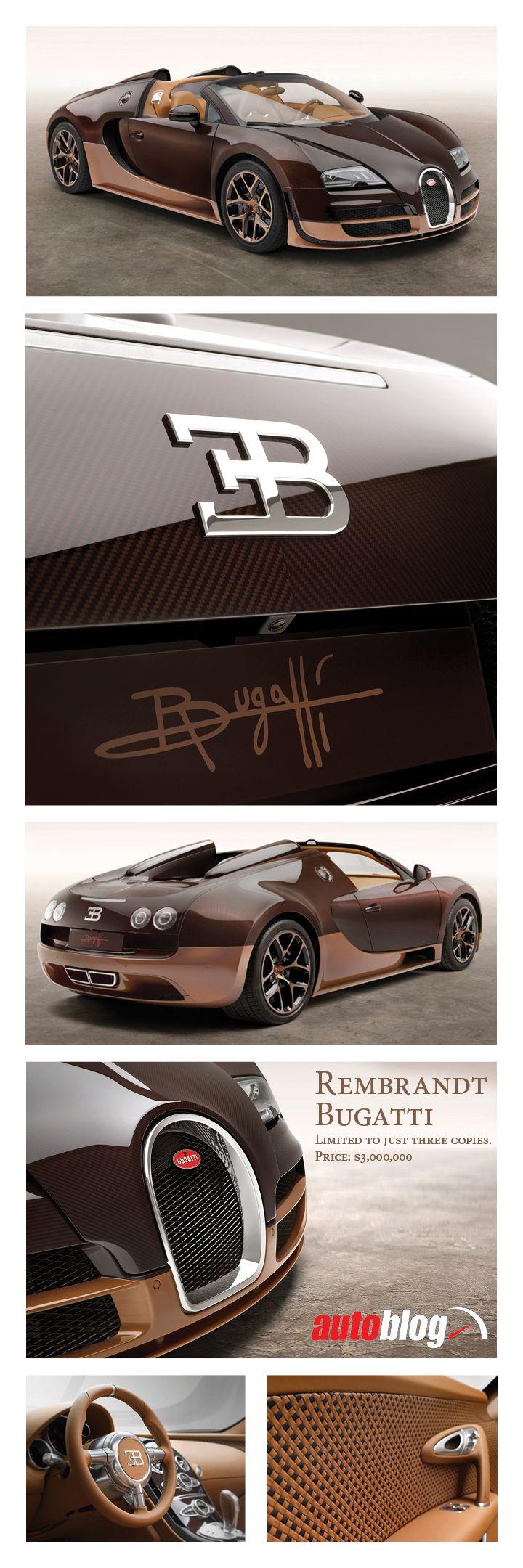 Bugatti Legends series welcomes brother Rembrandt. http://aol.it/1jMY8Ea @Bugatti