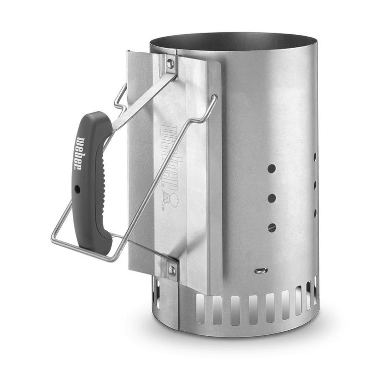Weber Rapidfire Chimney Charcoal Starter