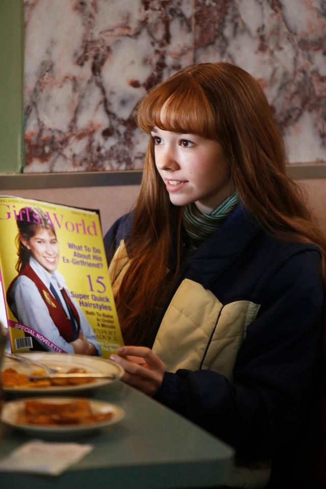 "Holly Taylor as Paige Jennings - The Americans - https://www.facebook.com/TheAmericans - Our Favorite TV Shows - Funk Gumbo Radio: http://www.live365.com/stations/sirhobson and ""Like"" us at: https://www.facebook.com/FUNKGUMBORADIO"