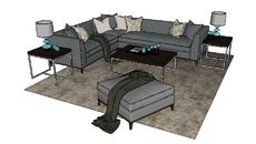 22E SENTAR - Cadeiras, sofás, poltronas, bancos - 3D Warehouse