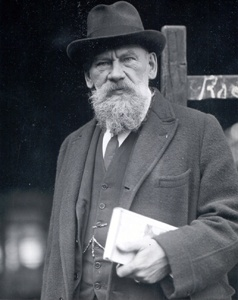 Leo Tolstoy, author of Anna Karenina and War and Peace.