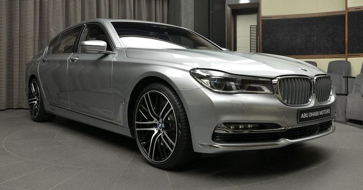 Posh BMW 760Li xDrive V12 'Excellence' Is An M Performance Car Without The Ms #BMW #BMW_7_Series