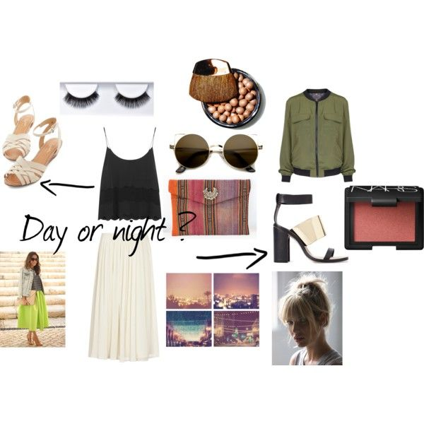 """Day or night?"" by terelopi on Polyvore"