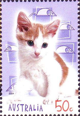 Postage stamp - Australia, 2004
