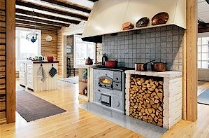 Masonry Heater Store :: Stoves 101...I have always wanted one of these!!!!!  Oh DAAAAVE!
