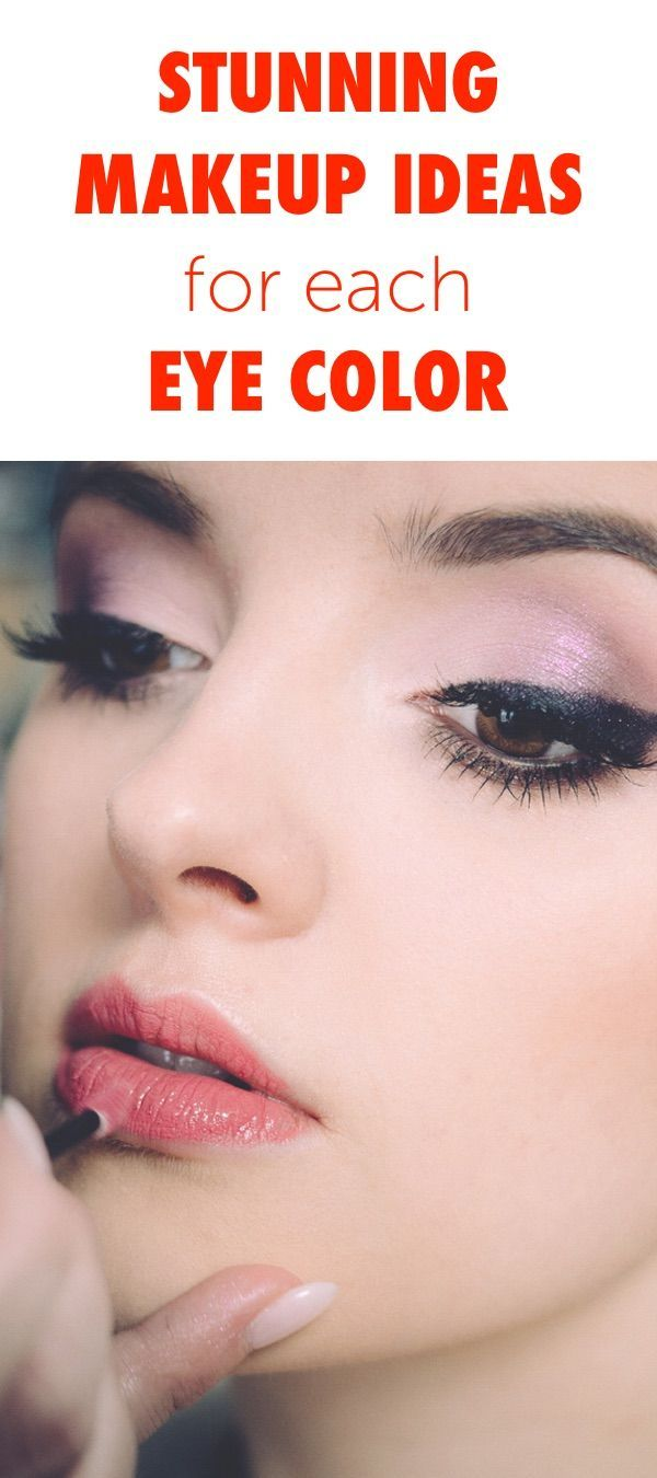 Stunning Makeup Ideas for Each Eye Color