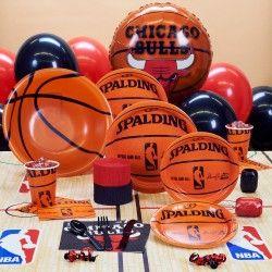 Basketball Theme Party