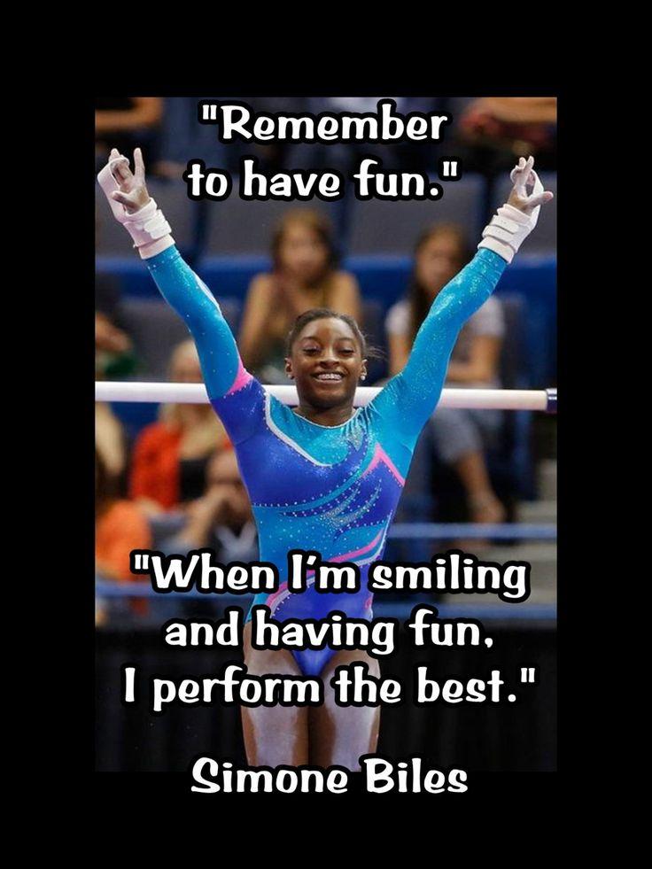 Images For > Gabby Douglas Gymnastics Quotes                                                                                                                                                      More