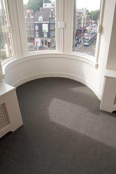 van Besouw tapijt - grijs - polyamide 2808-620 http://cdinterieurs-instyle.nl/