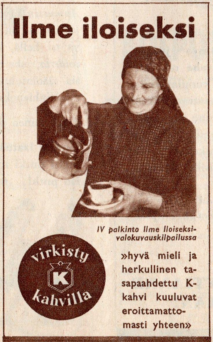 Ilme iloiseksi (Kl 1955)