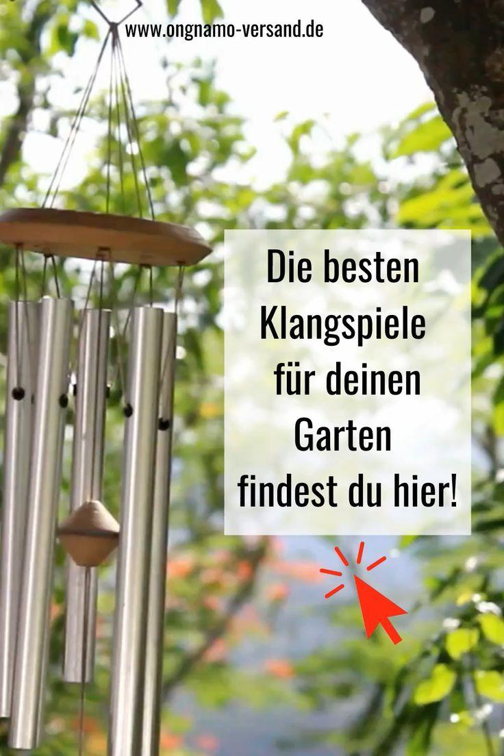 Klangspiele Fur Haus Garten Gunstig In 2020 Klangspiel Klang Windspiele