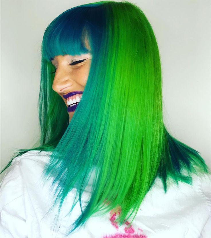 Kunterbunte Farben von paul Mitchell Pop XG