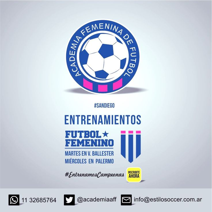 VENI A ENTRENAR #FutbolFemenino #SoccerWomen  Buenos Aires - Argentina