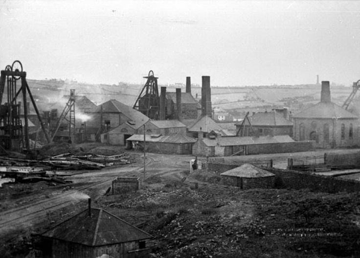 From 1829 1850 Mining Suffered And Transportation And