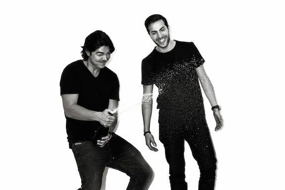AN21 and Max Vangeli - Fire It Up Croatia Interview - Online DJ Interview