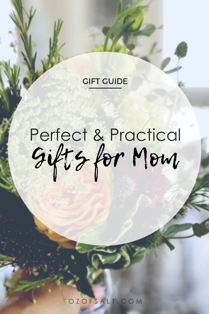 The perfect gift for mom that will make her feel appreciated and loved! Unique mother's day gifts you would never think of getting for mother's day!