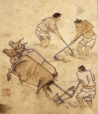 Kim Hong-do (1745–1806). Korean Painter