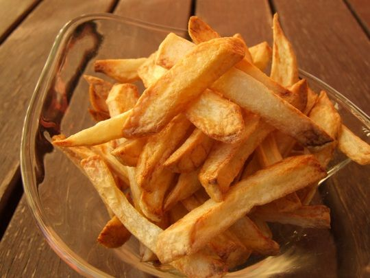 how to cook chips in philips airfryer