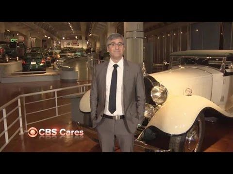 CBS Cares - Mo Rocca on Education... and 'MoCabulary' is now a word.  :)! - Thank, Mo!  #entertainment #education