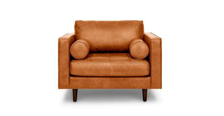 Sven Charme Tan Chair