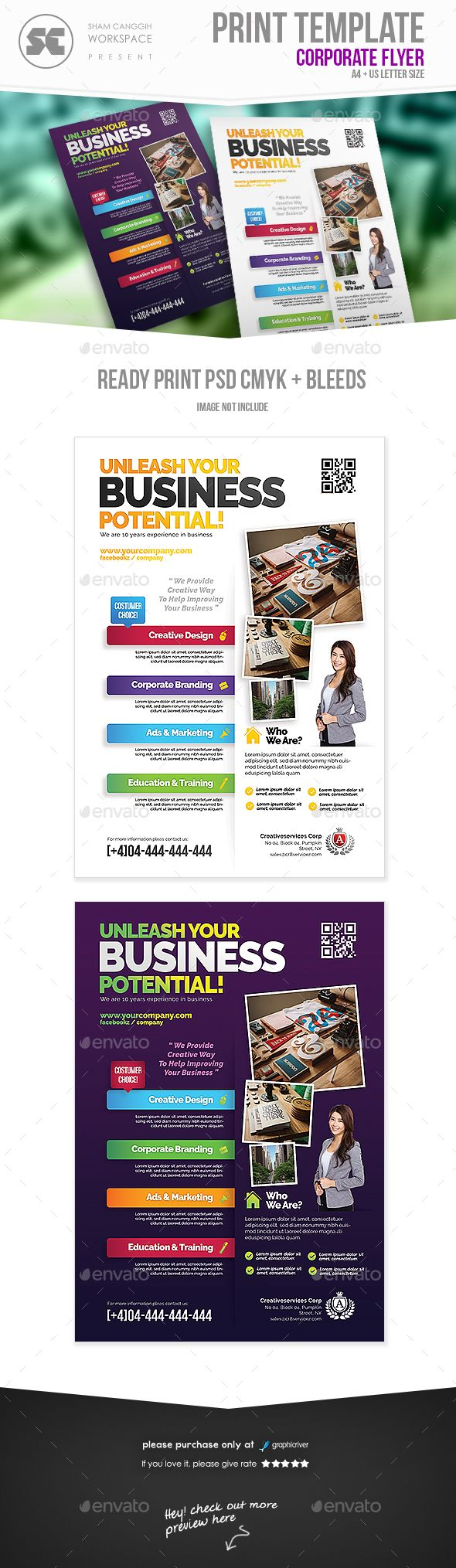 Best  Business Flyer Templates Ideas On   Business
