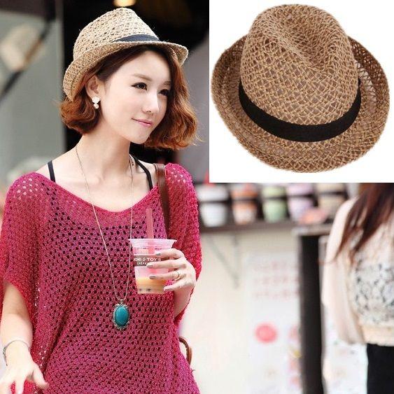 sombreros de mujer para verano acceserios