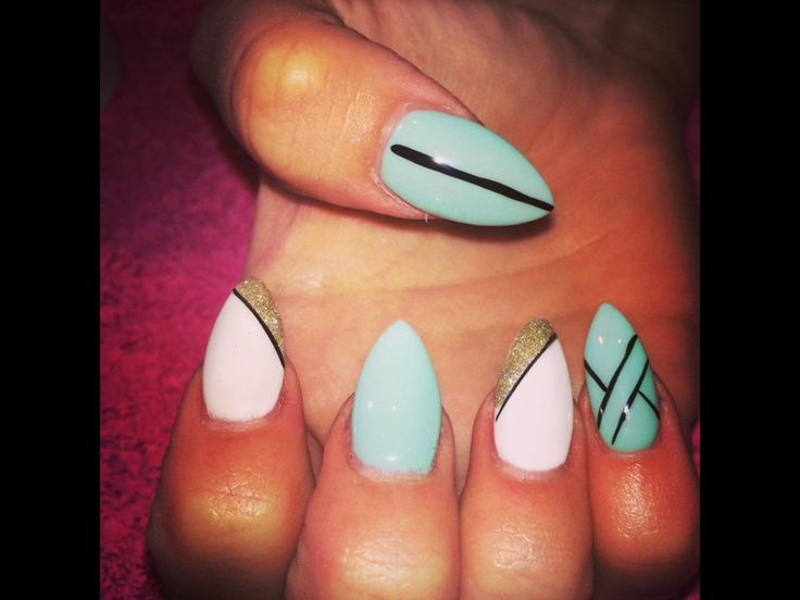 Nails at Elixir White www.elixirwhite.co.uk #ElixirWhiteSalon #nailsalon #nailart