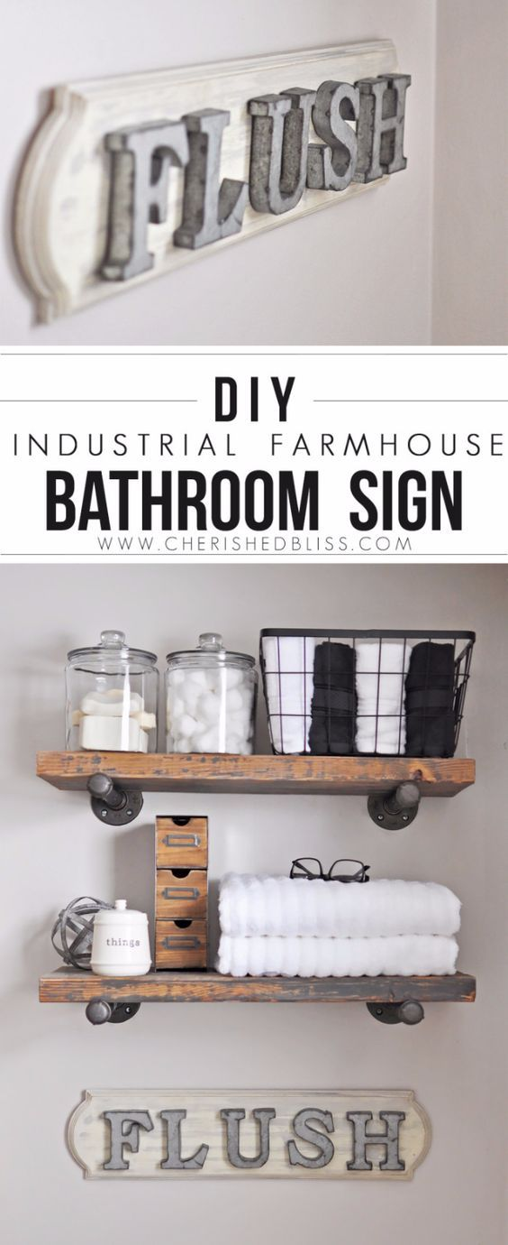 Farmhouse Style Storage Ideas: 17 Best Ideas About Industrial Farmhouse Decor On