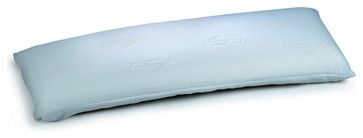 Dreampur VDRM004 41 Inch x 14 Inch Small Body Pillow - contemporary - Bed Pillows - Beyond Stores