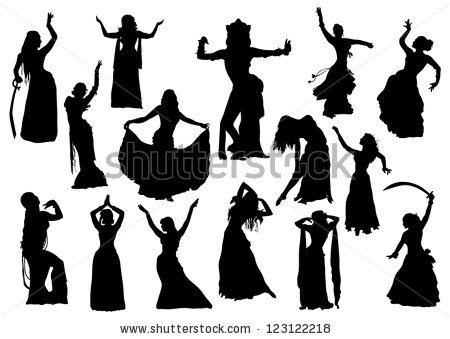 belly dance moves dictionary - Google Search