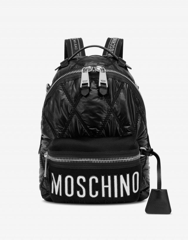 fe311ddb9 Backpacks for Women   Moschino Shop Online   Moschino in 2019 ...
