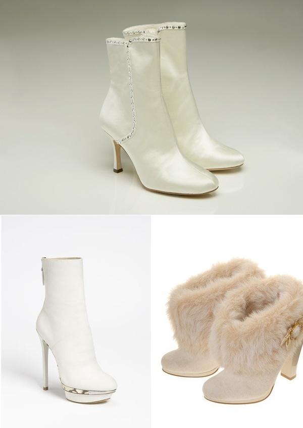 обувь для зимней свадьбы #wedding #bride #shoes